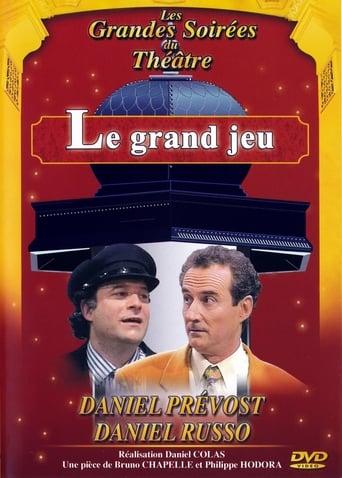 Poster of Le grand jeu