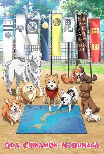 Poster of Oda Cinnamon Nobunaga