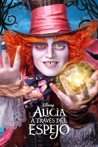 Poster of Alicia a través del espejo