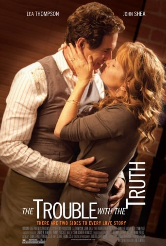 Poster of The Trouble with the Truth