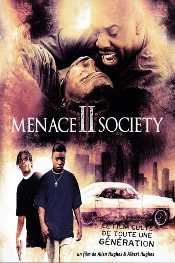 Poster of Menace II Society