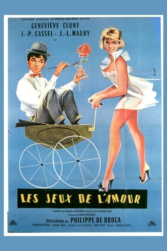 Poster of The Love Game