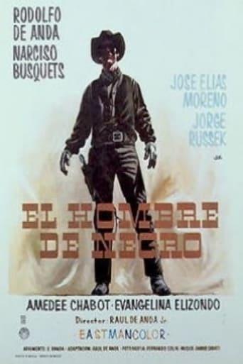Poster of El hombre de negro