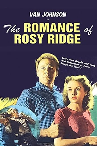 Poster of The Romance of Rosy Ridge