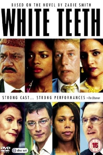 Poster of White Teeth