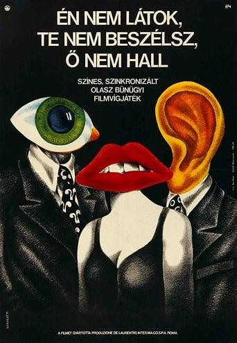 Poster of Io non vedo, tu non parli, lui non sente