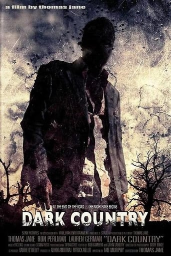 Poster of Dark Country