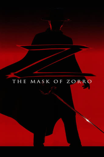 Poster of The Mask of Zorro
