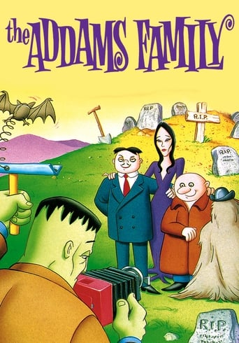 Capitulos de: The Addams Family