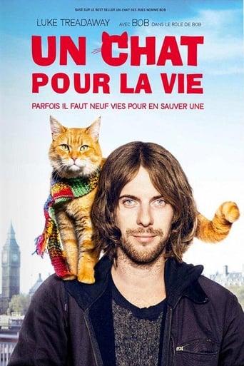 Poster of Un chat pour la vie