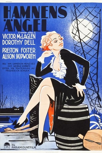 Poster of Wharf Angel