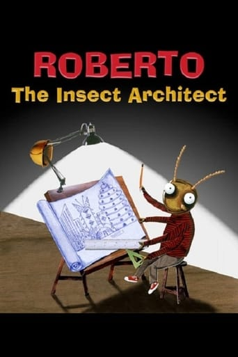 Poster of Roberto the Insect Architect
