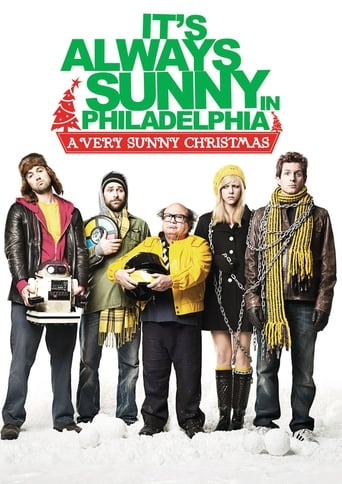 Poster of It's Always Sunny in Philadelphia: A Very Sunny Christmas