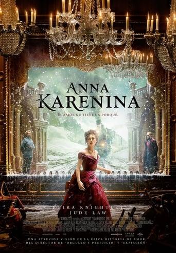 Poster of Anna Karenina