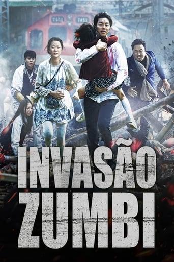 Invasão Zumbi - Poster