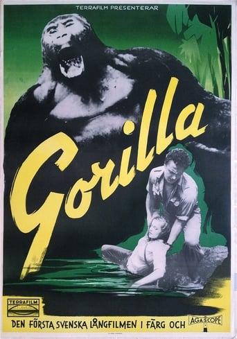 Gorilla Movie Poster