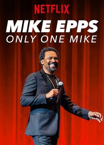 Poster of Mike Epps: Only One Mike