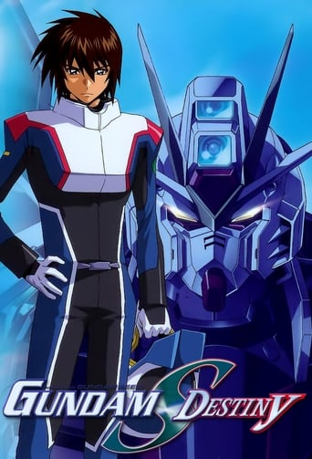 Poster of Mobile Suit Gundam Seed Destiny