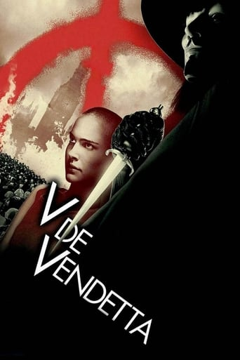 Poster of V de Vendetta