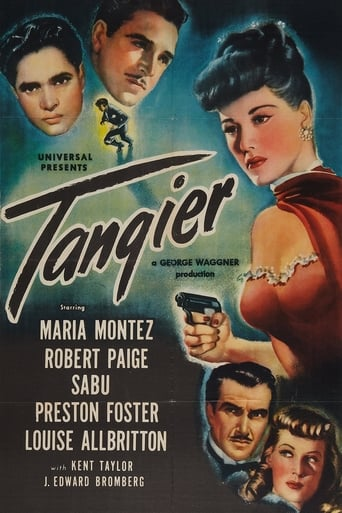 Poster of Tangier