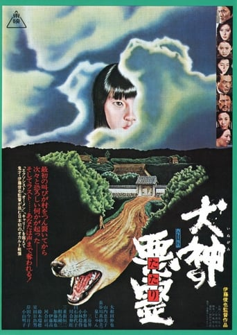 Poster of Curse of the God Dog