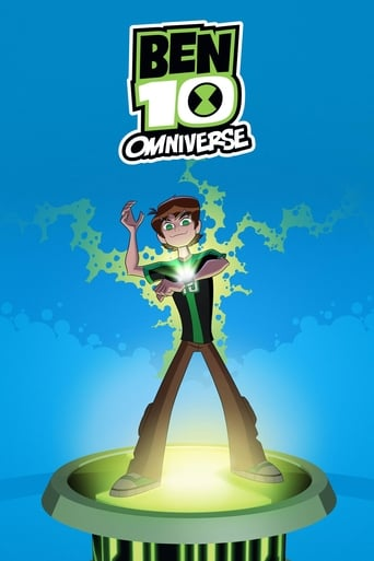 Poster of Ben 10: Omniverse