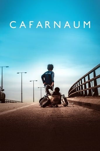 Cafarnaum - Poster