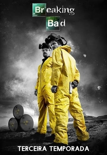 Breaking Bad 3ª Temporada - Poster