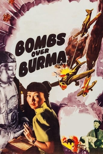 Poster of Bombs Over Burma