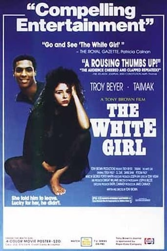 Poster of The White Girl