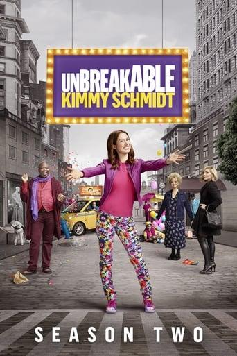 Nepalaužiamoji Kimė Šmit / Unbreakable Kimmy Schmidt (2016) 2 Sezonas