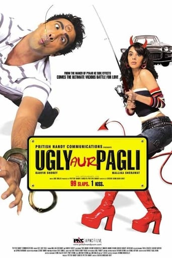 Poster of Ugly Aur Pagli