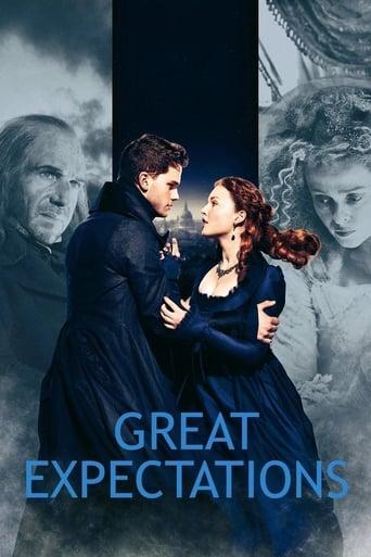 Poster of Grandes esperanzas