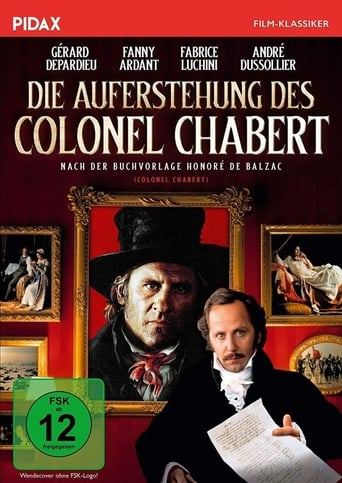 Poster of Le colonel Chabert