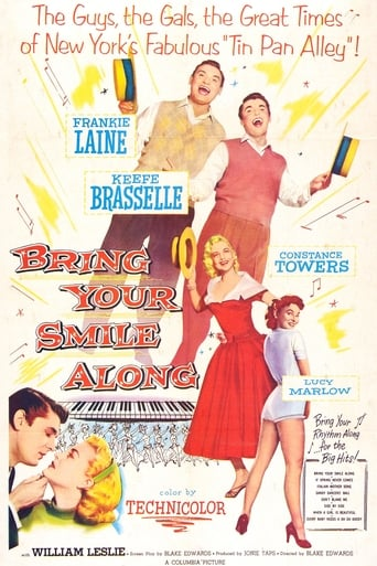 Poster of Bring Your Smile Along