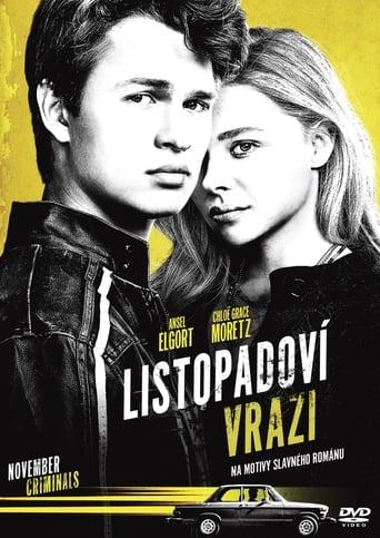 Poster of Listopadoví vrazi
