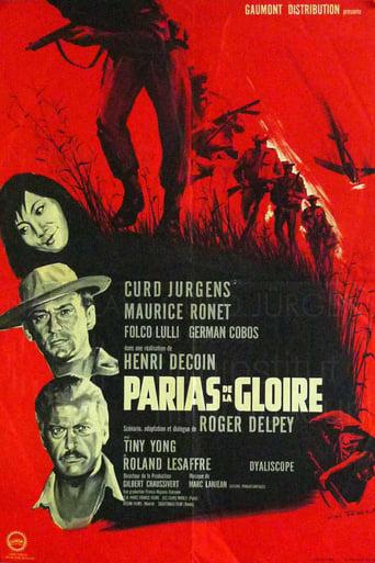 Poster of Parias de la gloire