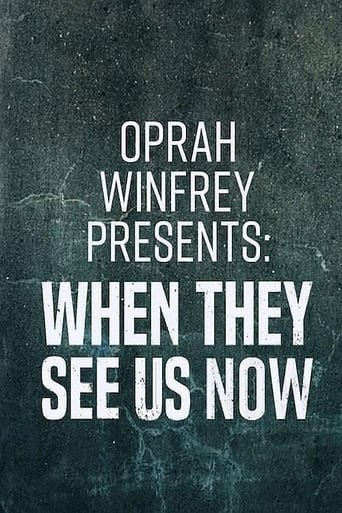 Watch Oprah Winfrey Presents: When They See Us Now full movie downlaod openload movies