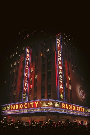 Poster of Joe Bonamassa : Live at Radio City Music Hall
