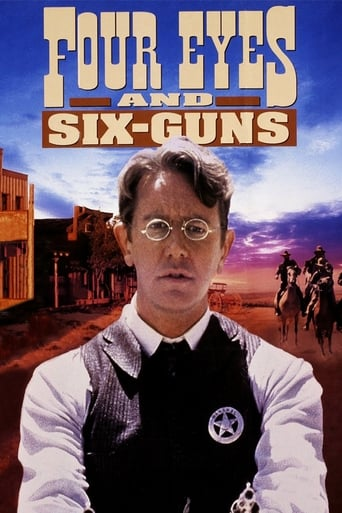Poster of Four Eyes and Six-Guns