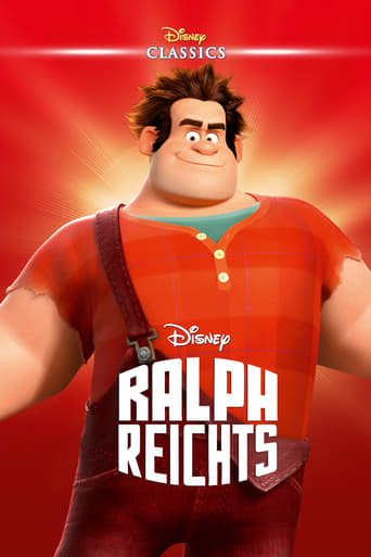 Filmplakat von Ralph reichts