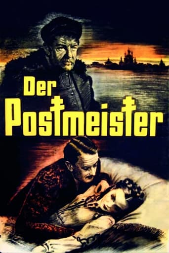 Poster of The Postmaster