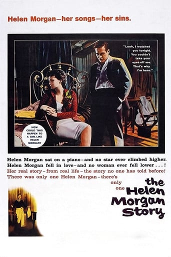 Poster of The Helen Morgan Story