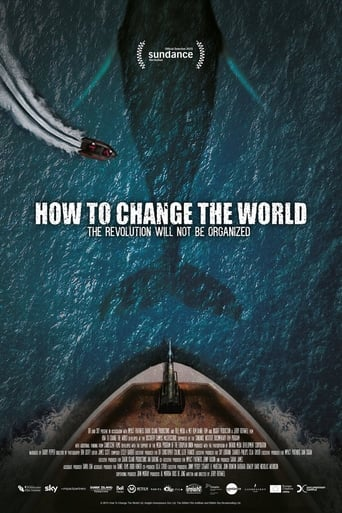 Poster for How to Change the World