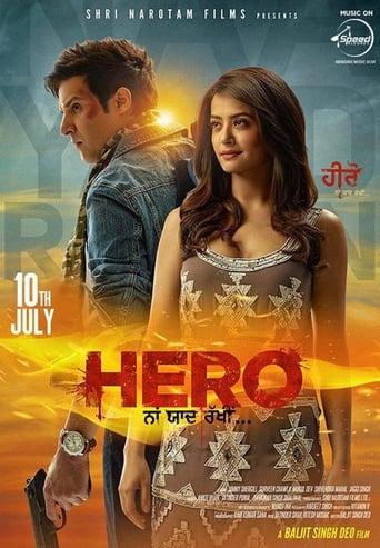 Poster of Hero Naam Yaad Rakhi