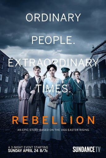 Poster of Rebellion fragman