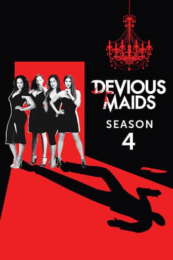 Apsukrios kambarinės / Devious Maids (2016) 4 Sezonas