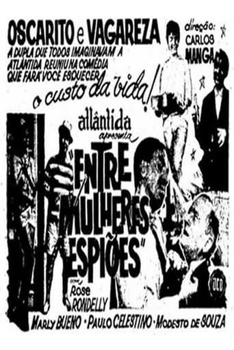 Poster of Entre Mulheres e Espiões