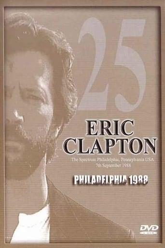 Poster of Eric Clapton: Philadelphia