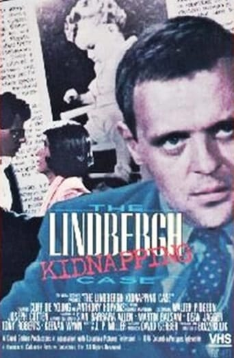 Poster of The Lindbergh Kidnapping Case